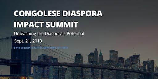 Congolese Diaspora Impact Summit