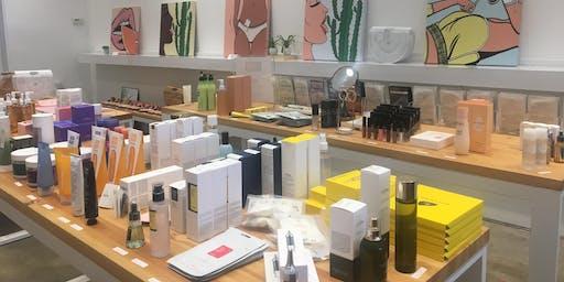 Korean Skincare & Art Pop-Up Blow Out Sale Event
