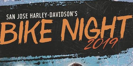 BIKE NIGHT !! tickets