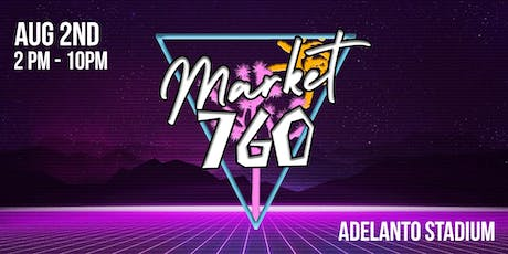 Market 760 Nighttime Food Market tickets