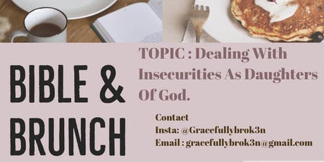Bible & Brunch tickets
