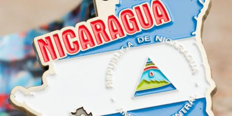 Now Only $7! Race Across Nicaragua 5K, 10K, 13.1, 26.2 -Miami tickets