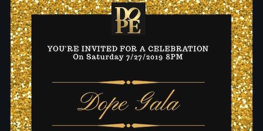 D.O.P.E Benefit Gala