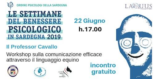 Il Professor Cavallo. Workshop sulla comunicazione efficace attraverso il l