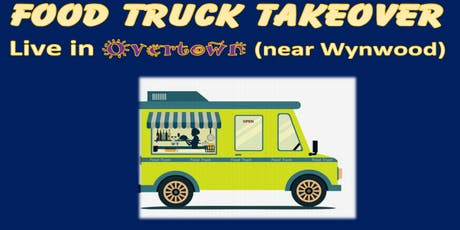 Food Truck Takeover tickets