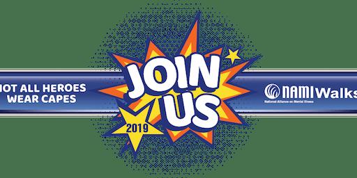 NAMIWalks Hawaii 2019 Kick Off