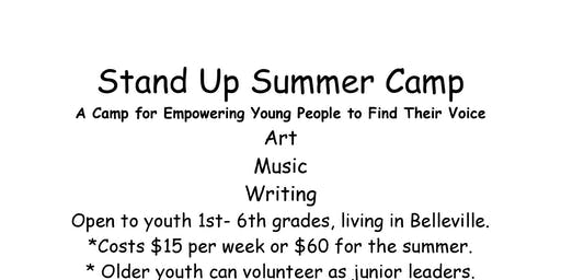 Stand Up Summer Camp