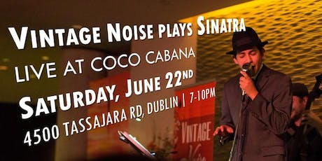 Vintage Noise plays Sinatra tickets