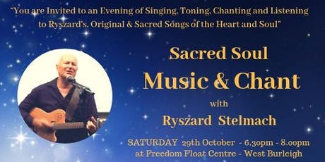Sacred Soul Music & Chant tickets