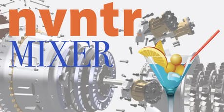 nvntrMIXER, happy hour, inventor, entrepreneur and investor mingle tickets