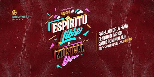 ESPIRITU LIBRE EL MUSICAL