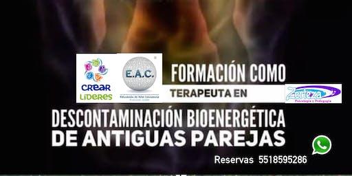 """Formación """"Descontaminación Bioenergética de antiguas Parejas Sexuales"""""""