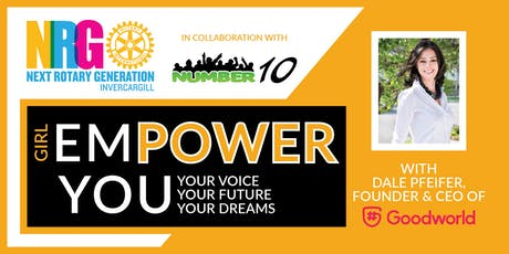 Empower You: Your Voice, Your Future, Your Dreams with Dale Pfeifer tickets