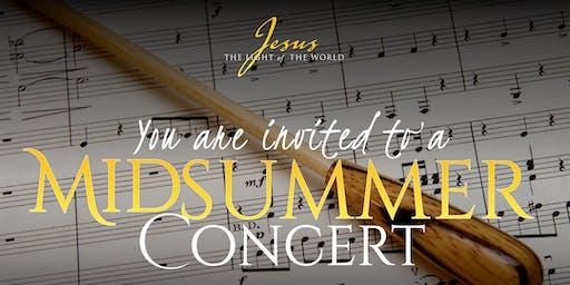 Midsummer Concert