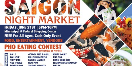 Little Saigon Night Market tickets