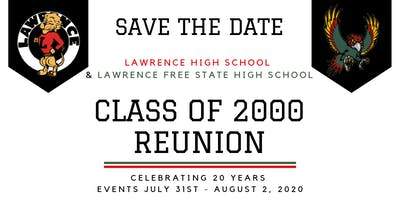 LHS & FSHS 20-Year Reunion Cocktail Party