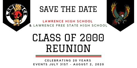 LHS & FSHS 20-Year Reunion Cocktail Party tickets