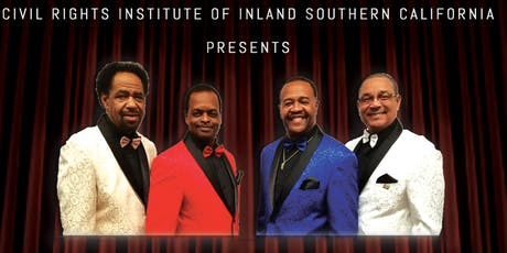 Civil Rights Institute of Inland So. Cal. presents Men of Motown tickets