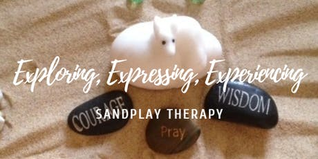 Exploring, Expressing, Experiencing - Sandplay Therapy with Lindsay Childs tickets