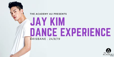 Jay Kim Dance Experience - Brisbane tickets