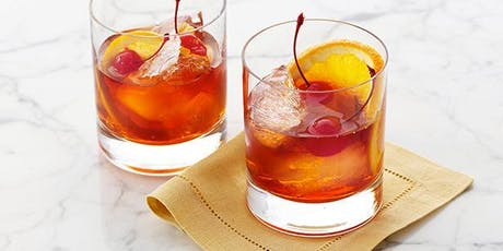 CRAFT COCKTAILS: ROB ROY & MANHATTAN CLASSIC COCKTAILS (HANDS-ON!) tickets