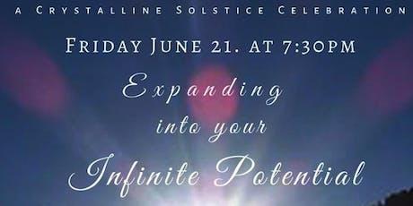 A Crystalline Solstice Celebration tickets