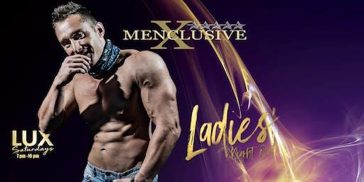 Ladies Night Menxclusive - Melbourne 3 Aug