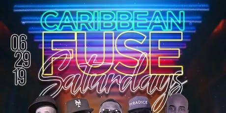 HOT97  MASSIVE B INVADES CARIBBEAN FUSE SATURDAYS   FREE RSVP tickets
