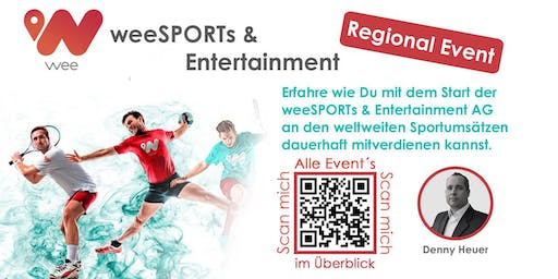 LiveEvent - weeSPORTs & Entertainment