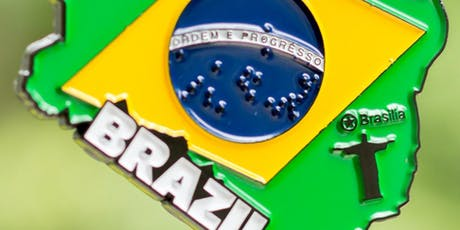 Now Only $7! Race Across Brazil 5K, 10K, 13.1, 26.2 -Indianaoplis tickets