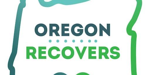 Oregon Recovers - Eugene Organizing Meeting