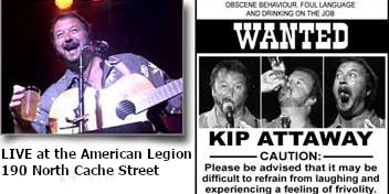 Kip Attaway New CD Release Party