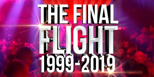 The Final Flight •closing party•