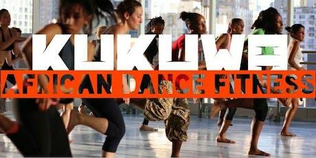 FREE Kukuwa African Dance Fitness Class tickets