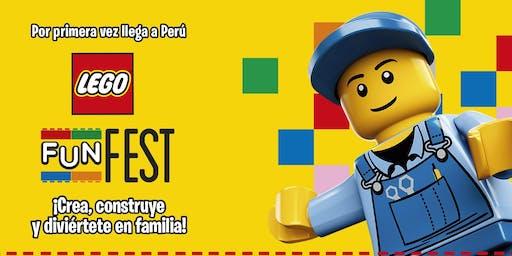LEGO FUN FEST  PERÚ