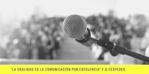 Workshop Oratoria Pergamino