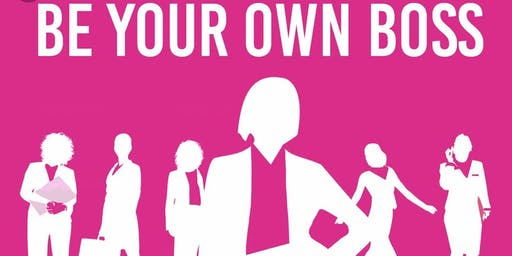 FREE E-Commerce workshop : Be Your Own Boss