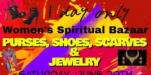 Women's Spiritual Bazaar
