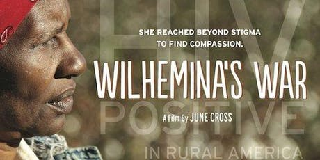 "Screening + The Making of ""Wilhemina's War"" (with June Cross) tickets"