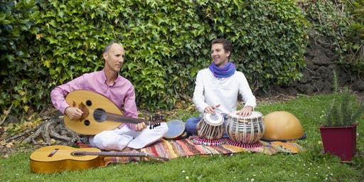 World Music With Monk Party