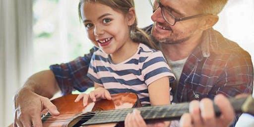 PILSEN: SUMMER Guitar Class for Kids and Parents (Level I)