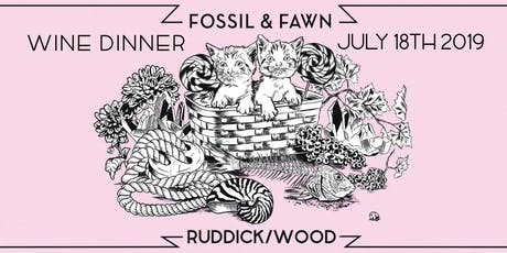 Ruddick/Wood + Fossil & Fawn Cook-out tickets