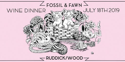Ruddick/Wood + Fossil & Fawn Cook-out
