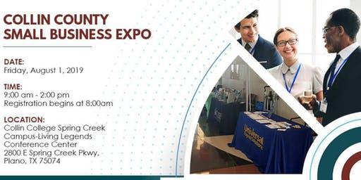 2019 Small Business Expo - Collin County Black Chamber of Commerce