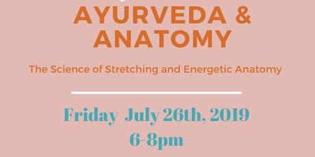 Ayurveda and Anatomy  tickets