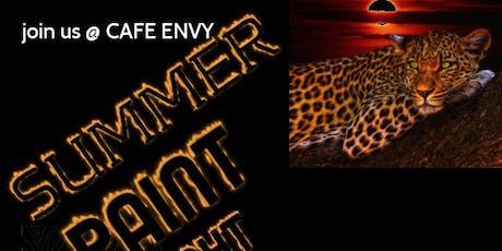 Summerpaintnight tickets