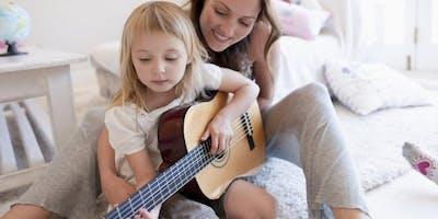 PILSEN: SUMMER Guitar Class for Kids and Parents (Level II)