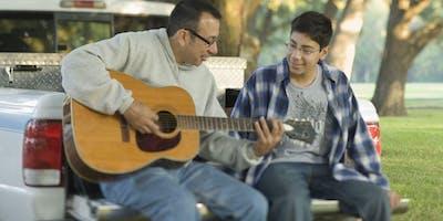 PILSEN: SUMMER Guitar Class for Kids and Parents (Level III)