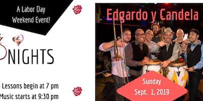 Edgardo y Candela at The Flamingo - Labor Day Weekend - Sept.1.2019