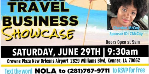 Travel Business Showcase!